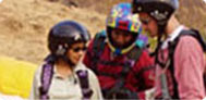 Shoppers Stop Tandem Paragliding Weekend
