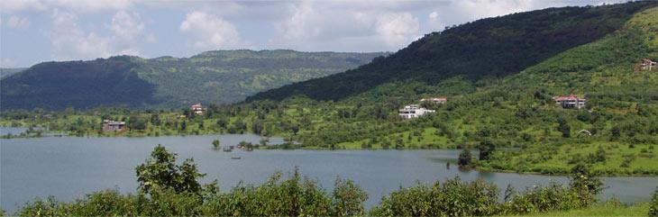 Uksan lake near fly nirvana