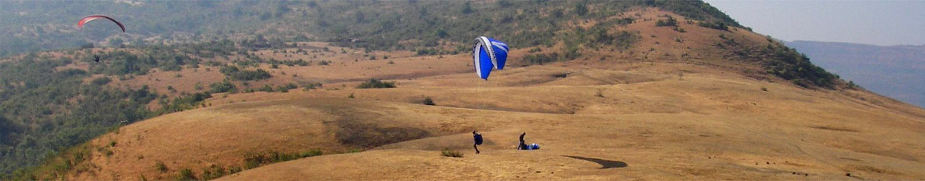 tower hill paragliding site in india kamshet